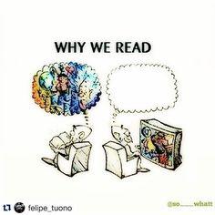 Exatamente!  #Repost @felipe_tuono with @repostapp.  VOU TE CONTAR UM DOS SEGREDOS DO SUCESSO NA DIETA!  Leia. E leia conteúdo de qualidade.  A televisão  é um shake: já vem tudo batido e pronto pra tomar. Tu nem sabe direito o que tem ali mal e porcamente conhece os conceitos grosseiros do assunto e já assume como verdade.  Mas a leitura.. Ahh a leitura    A leitura é uma feira de orgânicos com cheiros e sabores de verdade. A leitura permite a PAUSA PARA REFLEXÃO. Permite que a informação…