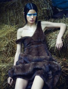 W Magazine September 2013: Come As You Are by Mert and Marcus