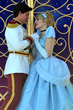 Walt Disney World, Magic Kingdom, Festival of Fantasy Parade, Cinderella and Prince Charming tami@goseemickey.com