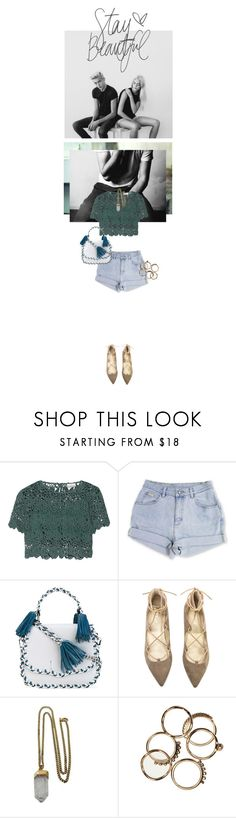 """""""Senza titolo #766"""" by labdesign ❤ liked on Polyvore featuring ADAM, Miguelina, Rebecca Minkoff and Lacey Ryan"""