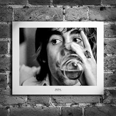 Keith Moon The Who 1972  Limited Edition Signed by RockRepublic, £5.99