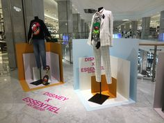 Visual Display, Display Design, Store Design, Retail Windows, Store Windows, Minimalist Window, Clothing Displays, Showroom Design, Retail Merchandising