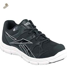 Reebok Men s Sport Grip Composite Toe Sneaker Black White 8.5 W - Reebok  sneakers for 79ac3476d