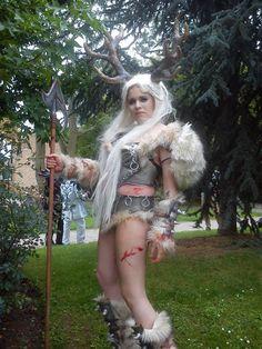 Hircine (Skyrim) cosplay