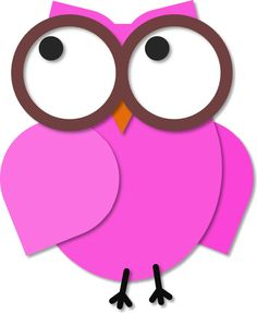 Owl with Glasses   For you, Mimi :) [white background] Ot ...