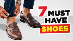 7 Modern (2020) Shoe Styles Every Professional Man Should Own