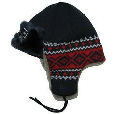 c4236c9fb1c16 Official New England Patriots ProShop - New Era Team Trapper Hat-Navy Trapper  Hats