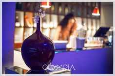 . Olympia Restaurant, Wine Decanter, Terrace, Barware, Club, Balcony, Wine Carafe, Porch, Bar Accessories