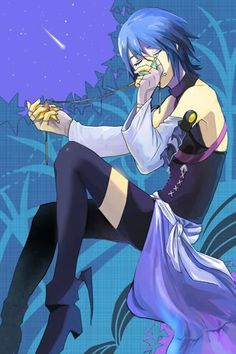 Reason 2: She is such a badarse, but she can still be cute and girly. She has mothering instincts towards Ven, and she put together the whole Wayfinder plan in a moment of pure sappiness. Being a keyblade master may be her life, but she does have a softer side.