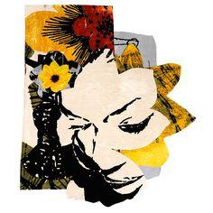 mickalene thomas paintings | NEWS / EXHIBITION @ COLETTE PARIS / HENZEL STUDIO COLLABORATIONS ...