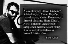 Barış Atay Barista, Revolution, Che Guevara, Baristas