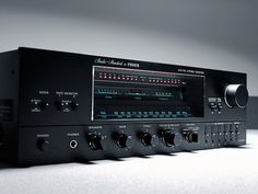 Fisher RS 3050 Stereo Receiver