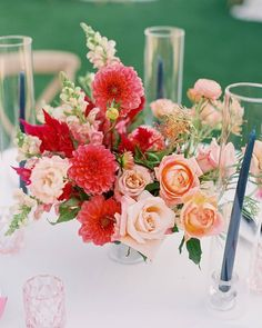 Floral Wedding, Wedding Bouquets, Wedding Flowers, Floral Centerpieces, Floral Arrangements, Wedding Photography Poses, Pink Photography, Wedding Flower Inspiration, Gorgeous Wedding Dress