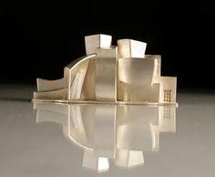 Vicki Ambery-Smith - Bibau Guggenheim Brooch