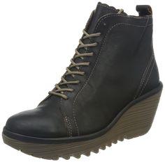 Fly London Womens Yole Sebta Boots P500508003 Ground 2.5 UK, 35 EU: Amazon.co.uk: Shoes & Bags