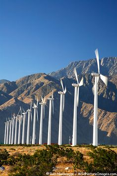 8- Best roadside attraction Windmill Pictures, Palm Springs, California #EsuranceDreamRoadTrip