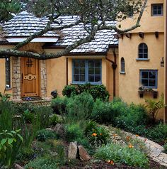 Fairytale cottage in Carmel, CA