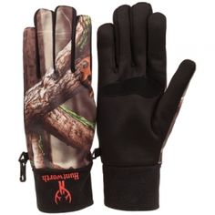 Find the Huntworth Men's Unlined Camo Shooters Glove by Huntworth at Mills Fleet Farm.  Mills has low prices and great selection on all Gloves.