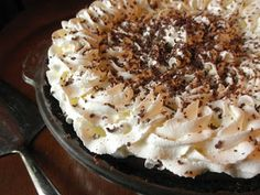 Food Pusher: Stabilized Whipped Cream Frosting
