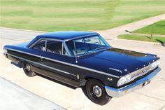 1963 Ford Galaxie 500 2-Door Hardtop