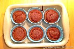 Receita: Muffin Funcional de Banana com Canela - Emagrecer Certo