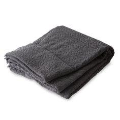 C-CLOTH FINE/タオルケット チャコールグレー 21000yen 抗菌・消臭効果に優れた炭混入繊維のタオルケット