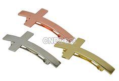 Cross Crucifix Hair Accessory Headwear Hairpin Hair Clip