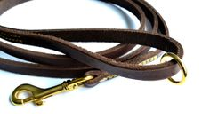 Made in the USA Leather Leash