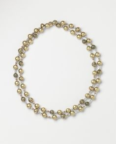 Endless treasures necklace - [K04267]    This Too !
