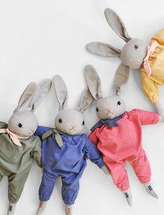 Hand Dyed - PDC Medium Rabbits
