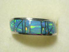 Blue Opal Jewelry