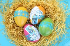 Easter Eggs by Mail
