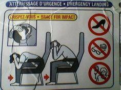 En cas d'urgence, pensez bien à vous crisper !