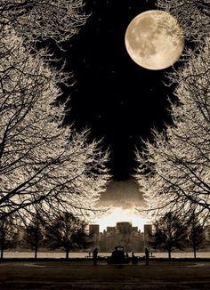 #moon #beautiful