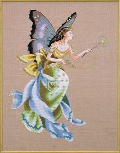more cross-stitch to do - The Cottage Garden Fairy