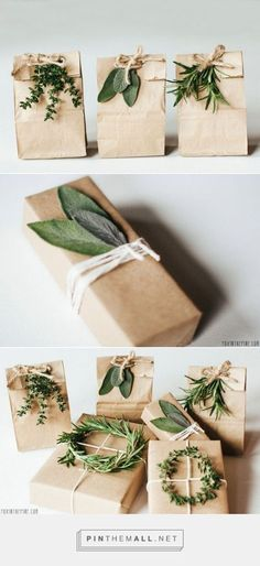 Great way to wrap up party favors during the holidays! Birthday Presents Wrapping Brown Paper 35 Ideas Great way to wrap up party favors during the holidays! Birthday Presents Wrapping Brown Paper 35 Ideas Birthday Gift Wrapping, Wedding Gift Wrapping, Present Wrapping, Creative Gift Wrapping, Christmas Gift Wrapping, Birthday Presents, Creative Gifts, Kids Presents, Gift Wrapping Ideas For Birthdays