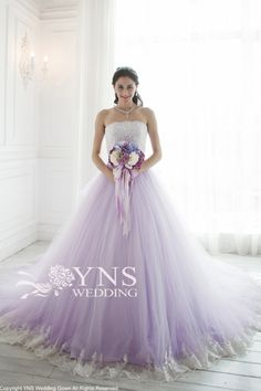 Utterly romantic lavender ombre gown from YNS Wedding with delicate lace details! gown lace Utterly romantic lavender ombre gown from YNS Wedding with delicate lace details! Lilac Wedding Dresses, Lavender Wedding Dress, Ombre Wedding Dress, Ombre Gown, Colored Wedding Gowns, Gown Wedding, Lavender Gown, Wedding Dress With Purple, Yns Wedding