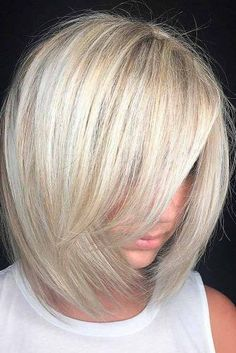 Beautiful Blonde Short Hairstyles picture 5 #shorthairstylesforroundfaces