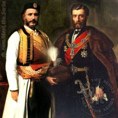 On 23 September 1866, Serbian Prince Mihailo Obrenović and the Montenegrin Prince Nikola I Petrović concluded an agreement on the joint battle for liberation from the #Turks and the unification of Serbian lands. Prince Mihailo Obrenović then sent his delegate Milan Piroćanac to Montenegro to propose the Montenegrin prince an union of #Serbia and #Montenegro. Two Principalities agreed to work continuously on the liberation and unification of the Serbian people, as well as to constantly…