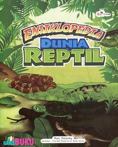 Buku Ensiklopedia Dunia Reptil