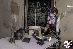 Another awesomesauce Lilith (Borderlands) by Kelly Jean
