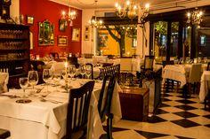 Aquilino - chef Gustavo Escobar. Deliciosa cocina de autor con influencia francesa en este pequeño bistró de Vicente López.