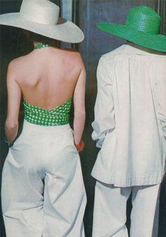 Мода 70 х годов Шарфы, Тюрбаны, Широкополые шляпы