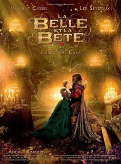 Beauty and the Beast-La belle et la bête-Güzel ve Çirkin