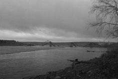 Kuvagalleria: Rovaniemen kauppalan polttaminen lokakuussa 1944 on ikuistettu Puolustusvoimien  sotakuva-arkiston kuviin.