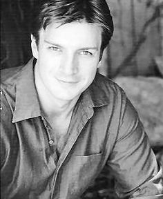 Nathan Fillion...super cool dude, great actor, awesome nerd, funny guy, & all around decent human being
