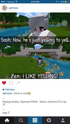 l fell you zenix