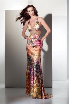 6ffda69d8d Alyce Paris 6752 at Prom Dress Shop Floral Print Gowns