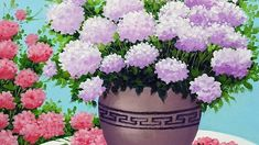 Miroonamoo Art 대전 성인취미미술 미루나무아트 Plants, Flora, Plant, Planting