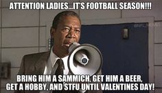 Football season is here!